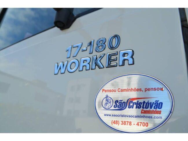 Volkswagen 17-180 Euro 3 Worker 2011