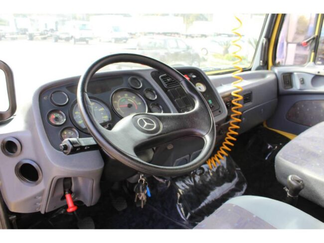 Mercedes-Benz 1620 - 2012